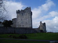Killarney, Ross Castle.
